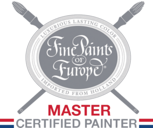 Fine Paints of Europe Certified Master Painter
